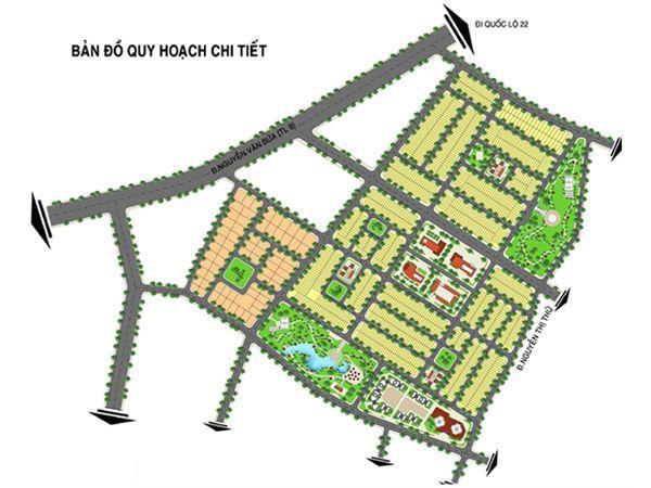 Khu đô thị mới Xuân Thới Sơn