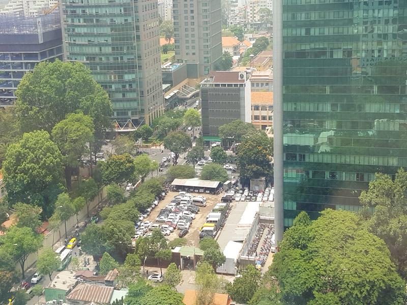 """Khu đất vàng Quận 1 (Tp.HCM) của Kinh Đô sắp """"hồi sinh"""" thành cao ốc 36 tầng"""