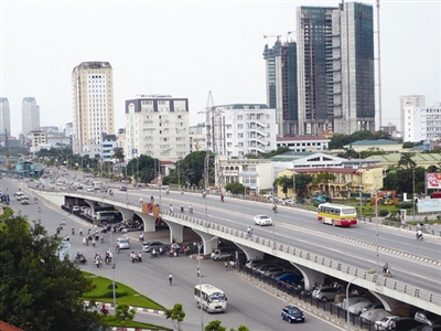Bán căn hộ chung cư tại quận Cầu Giấy - một khu vực ngày càng năng động