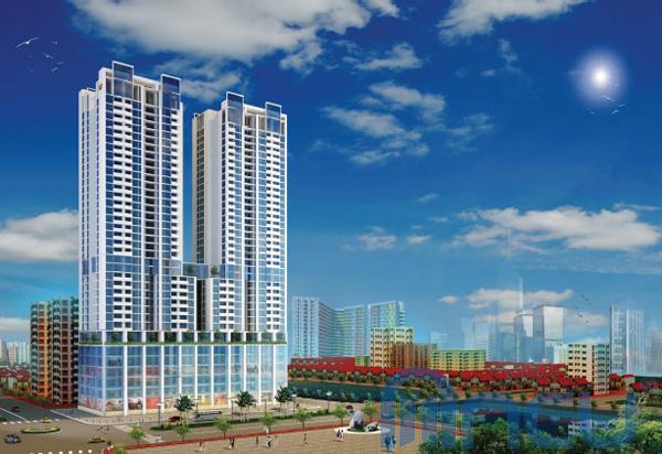 Chung cư New Skyline Hà Đông
