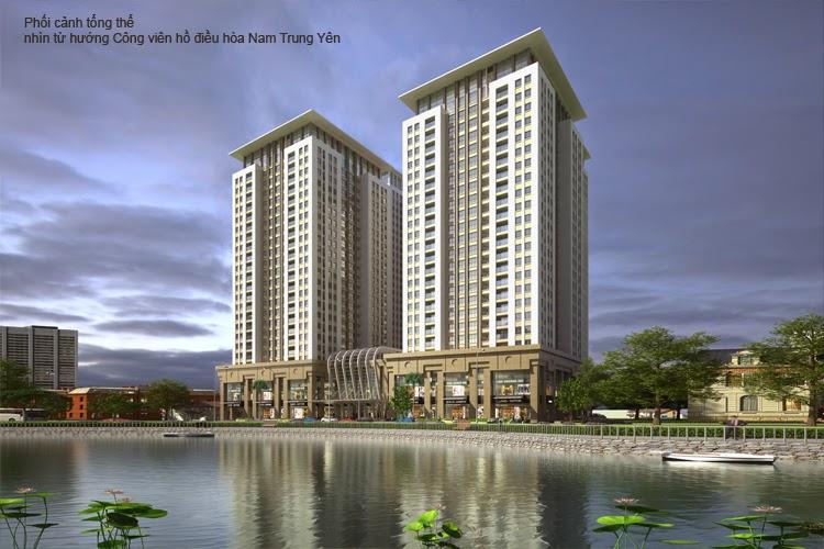 Dự án Home City