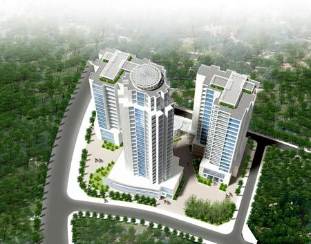 Chung cư E4 Tower Yên Hòa