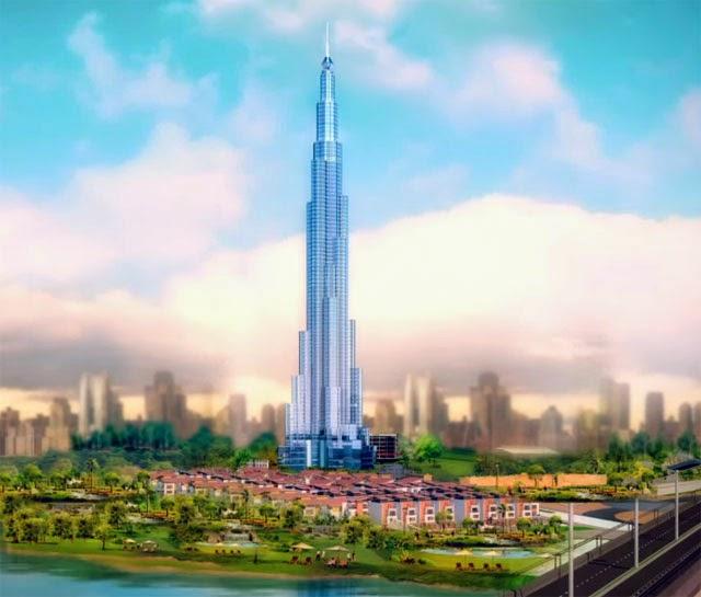 Landmark 81 - Tòa nhà cao nhất Việt Nam sẽ hoàn thành vào cuối năm 2018