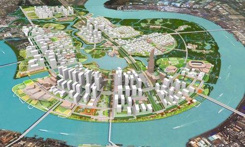 Doanh nghiệp Mỹ muốn đầu tư vào Khu đô thị mới Thủ Thiêm