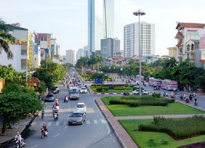 Hà Nội: Chuẩn bị xây dựng khu tổ hợp TTTM Vinhomes Metropolis tại Liễu Giai