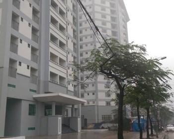 Chung cư tây nam đại học thương mại - Lê Đức Thọ