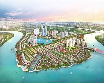 Sắp xuất hiện công viên giải trí tầm cỡ Đông Nam Á ở Sài Gòn