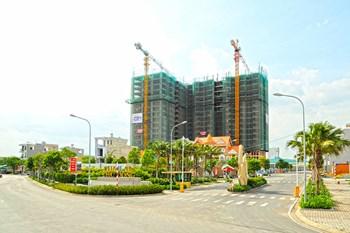 Cận cảnh tiến độ hai dự án vừa túi tiền tại khu Đông Sài Gòn