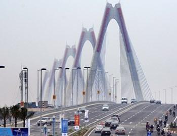Hà Nội sẽ có thêm 14 cây cầu vượt sông Hồng, sông Đuống