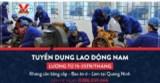 Thankhoangsan Tuyển dụng công nhân kỹ thuật năm 2021 lương: