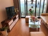 Cho thuê chung cư Gelexia 885 Tam Trinh- Hoàng Mai, 2PN, full đồ, 8tr.