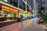 Shop chân đế 2 tầng 96m2 cho thuê tại Vinhomes Smart City giá sốc chỉ
