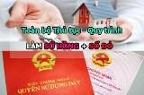 Nhận làm sổ đỏ từ a-z khắp tỉnh Hà Nam với giá cạnh tranh, nhanh