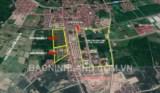 cần bán lô dabaco biệt thự dabaco 2 BT 01- X Gía 17,x/m. Thuận Thành,