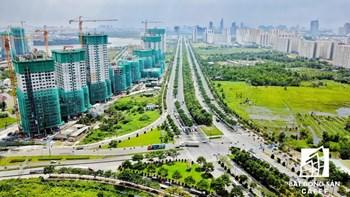 TP.HCM khởi công 22 dự án giao thông lớn ngay đầu năm 2018